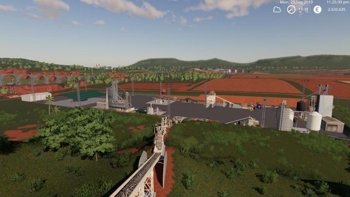 FS19 - Mining & Construction Economy V0.7.1