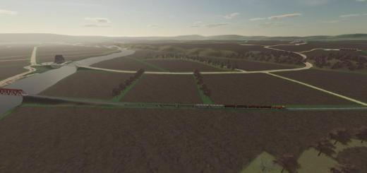 Photo of FS19 – Missouri River Bottoms Map V0.81
