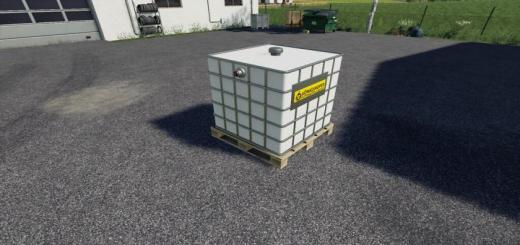 Photo of FS19 – Molasse Tank V1