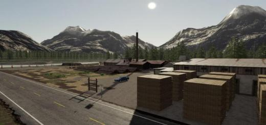Photo of FS19 – Montana Map V1.0.0.1