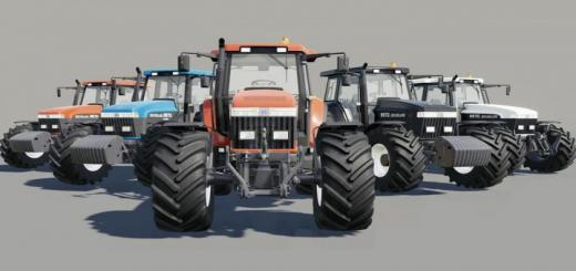 Photo of FS19 – New Holland 70 Series V2