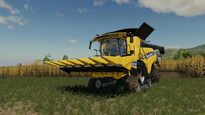 FS19 - New Holland 980 Cf6 V1
