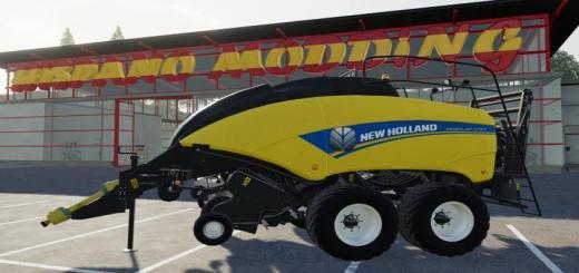 Photo of FS19 – New Holland Bb1290 V1