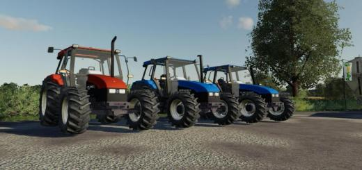 Photo of FS19 – New Holland Series L, Tl & 35 Pack V1
