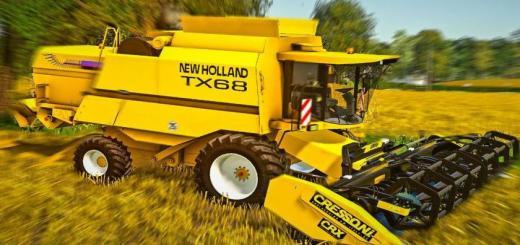 Photo of FS19 – New Holland Tx66 Full Pack V1