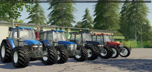 Photo of FS19 – New Holland Xx60/M/Tm V1