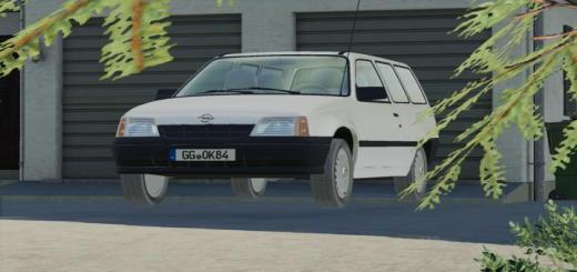 Photo of FS19 – Opel Kadett E Caravan V1