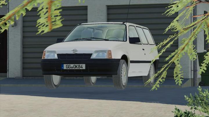 FS19 - Opel Kadett E Caravan V1
