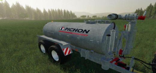 Photo of FS19 – Pichon Tci 16800L V1