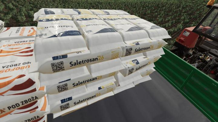 FS19 - Polish Fertilizer Pallets V1
