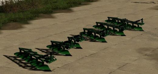 Photo of FS19 – Polish Plows Pack V1.1