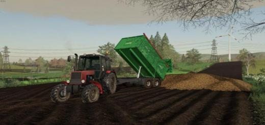 Photo of FS19 – Pts11 Trailer V1