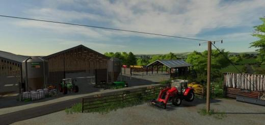 Photo of FS19 – Purbeck Valley Farm Map V1