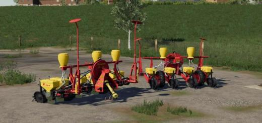 Photo of FS19 – Rau Unisem Ms4 / Ms6 V1.0.1.0