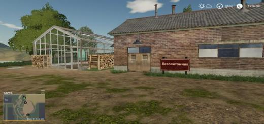 Photo of FS19 – Rustic Acres Rus Map V3.1