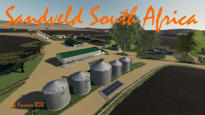 FS19 - Sandveld South Africa V001