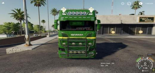 Photo of FS19 – Scania John Deere V1.0