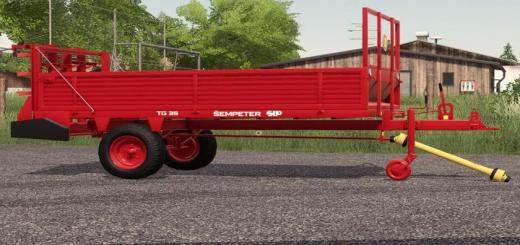 Photo of FS19 – Sip Tg 35 V1