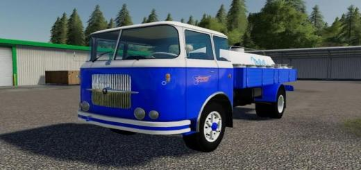 Photo of FS19 – Skoda 706Rth Milktruck V1