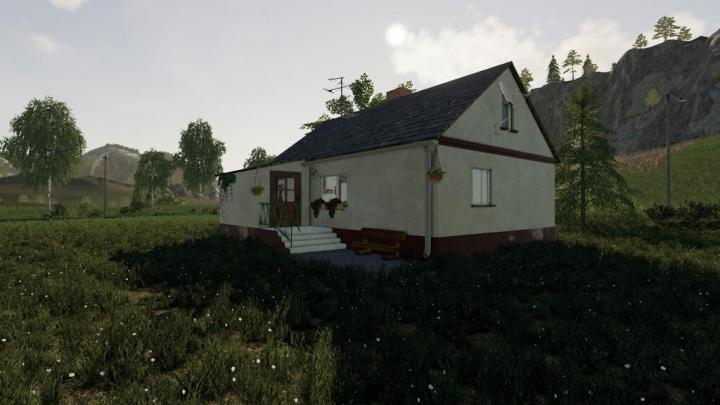 FS19 - Small Polish House V1