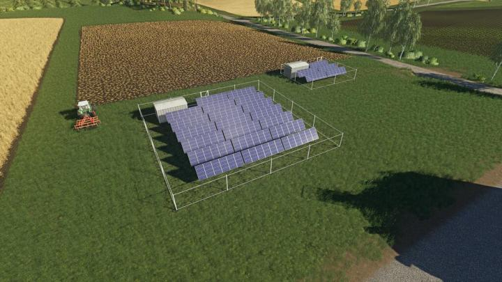 FS19 - Solar Field Large And Small V1