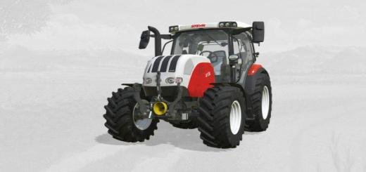 Photo of FS19 – Steyr Profi Cvt 6135 V1