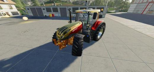 Photo of FS19 – Steyr Terrus Cvt – Multicolor Edition V1.8