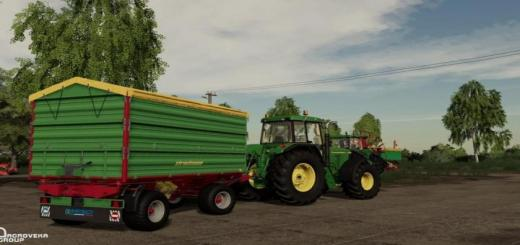 Photo of FS19 – Strautmann Szk 802 Trailer V1