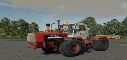 Photo of FS19 – T-150K Htz V1