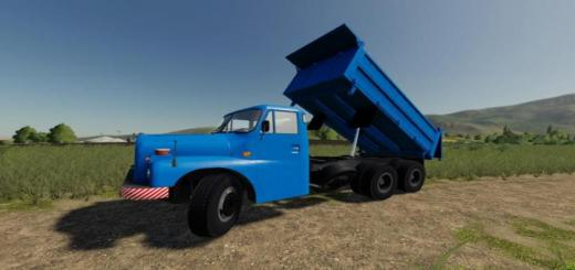 Photo of FS19 – Tatra 138/148 Truck V1