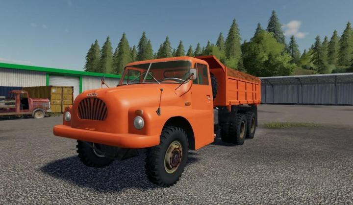 FS19 - Tatra 138 S3 V1