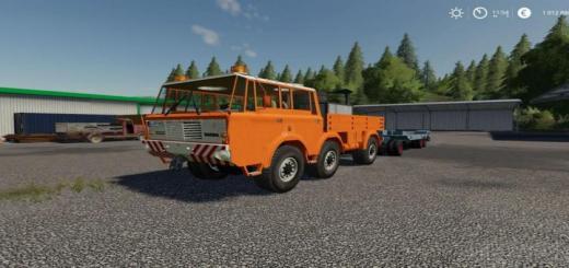 Photo of FS19 – Tatra 813Tp 6X6 V1