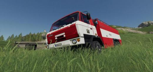 Photo of FS19 – Tatra 815 Cas32 V1