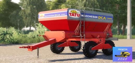 Photo of FS19 – Tatu Marchesan 12000 V1