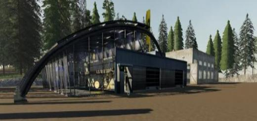Photo of FS19 – The Cliff Map V1