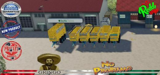 Photo of FS19 – Tipper Rolland 32T Yellow V1.5.0.2