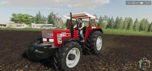 Photo of FS19 – Turk Fiat 70-56 Tractor V1