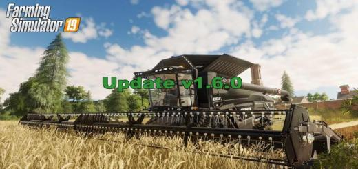 Photo of FS19 – Update V1.6.0