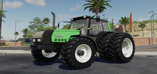 Photo of FS19 – Valmet 6400 Turbo Tractor Power V1.1