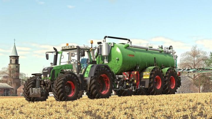 FS19 - Veenhuis Premium Integral 20000 V1.2