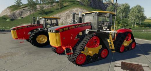 Photo of FS19 – Versatile 610 Tractor V1