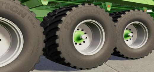 Photo of FS19 – Vredestein Flotation Trac V1