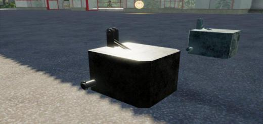Photo of FS19 – Weight