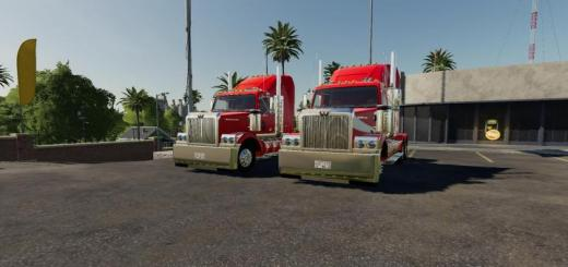 Photo of FS19 – Westernstar 4800 V1
