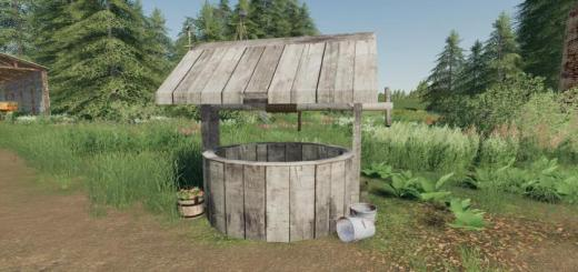 Photo of FS19 – Witchy Well V1