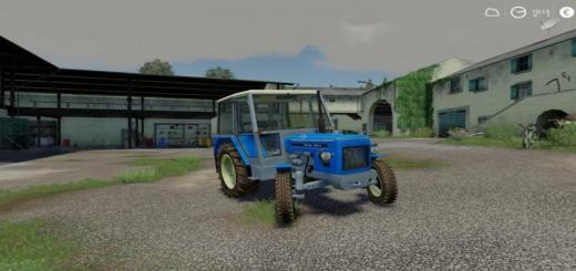 Photo of FS19 – Zetor 6911 V2