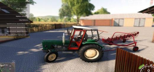Photo of FS19 – Zgrabiarka 7 Gwiazdowa V2.0