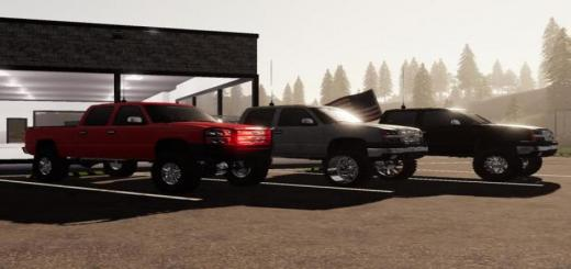 Photo of FS19 – 2005 Chevy Silverado 1500 V2