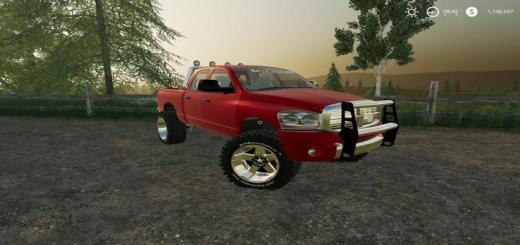 Photo of FS19 – 2007 Dodge Ram V1