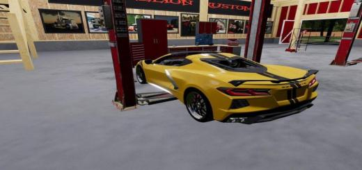 Photo of FS19 – 2020 Chevy Corvette V2
